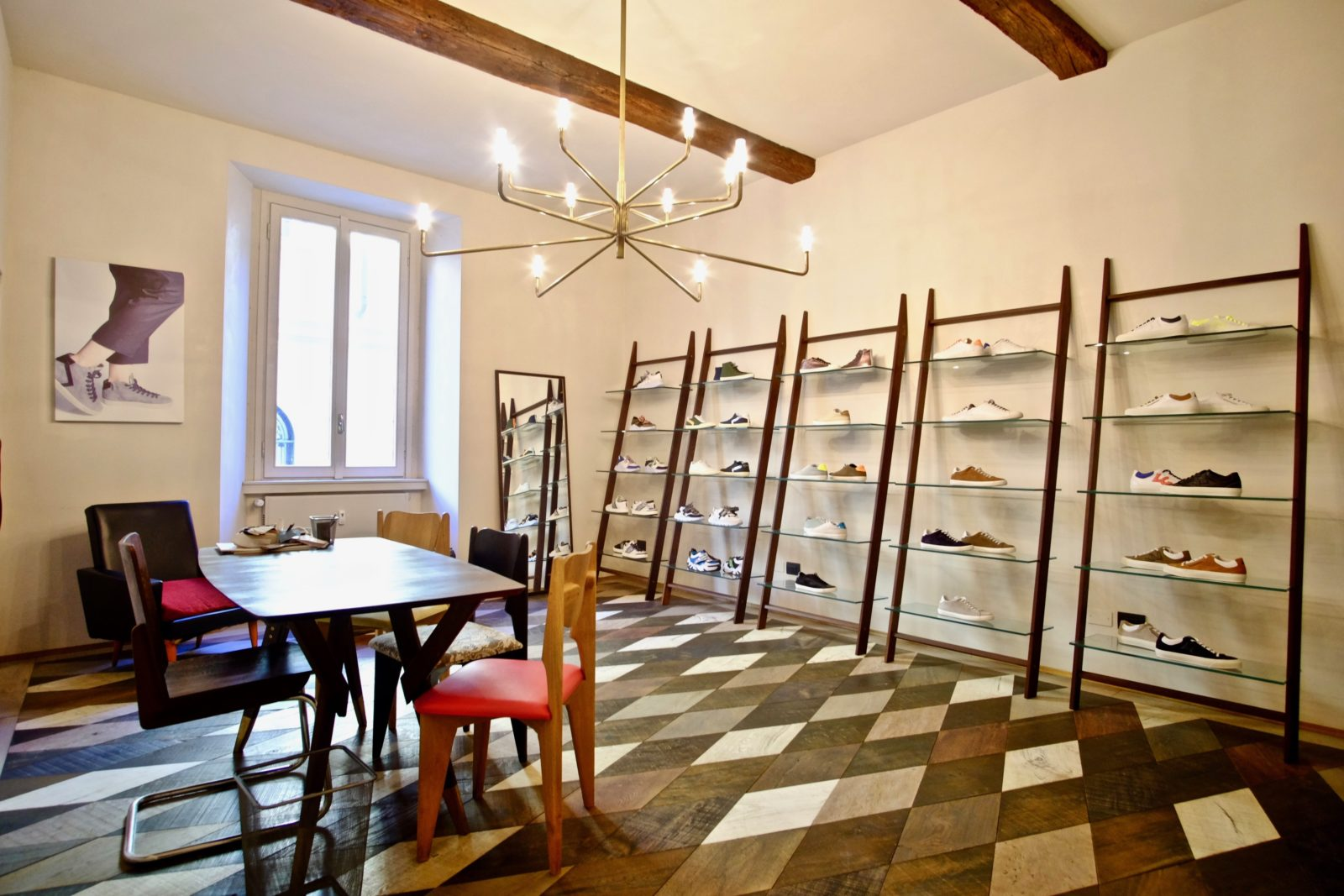 Prestigioso Ufficio Show-room – Via Borgospesso