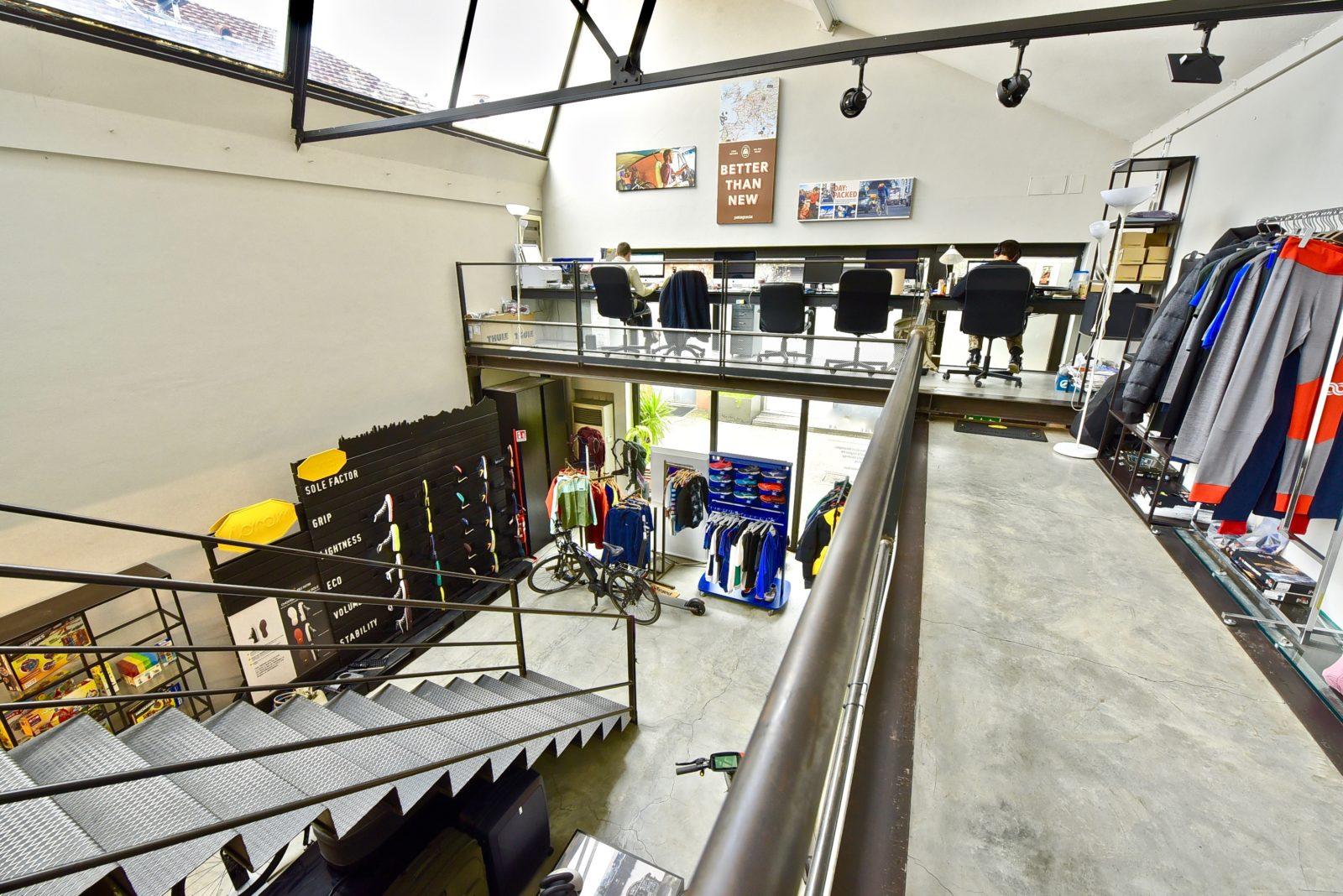 Navigli, Loft Open-Space 170 mq