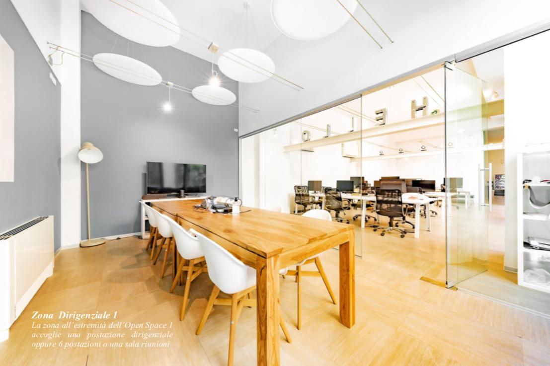 Ufficio – 300mq – Open Space – Navigli