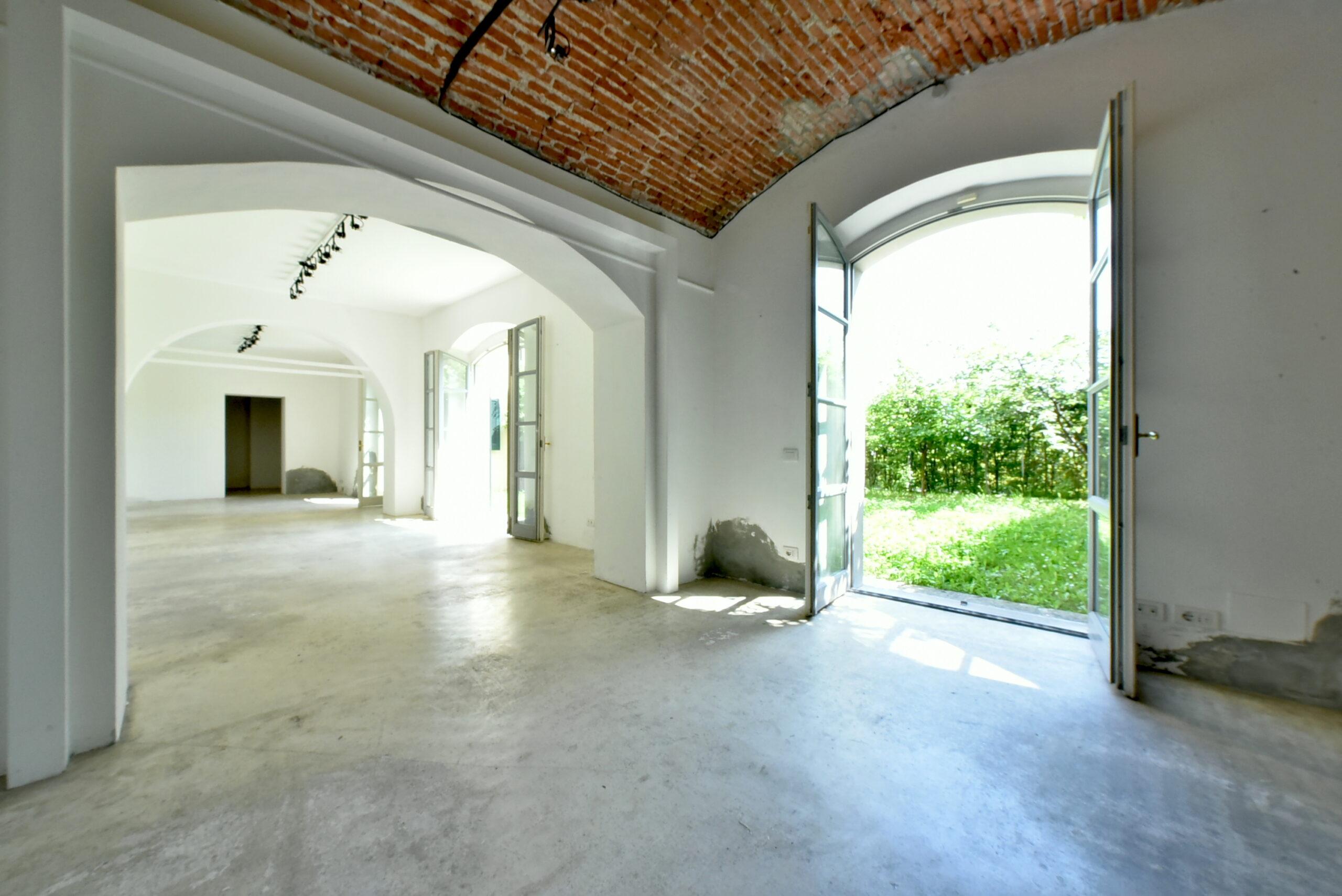 Via Lodovico Il Moro – Splendida Location Con Giardino;